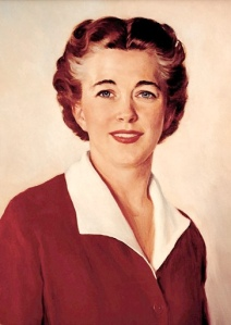 Betty in 1955