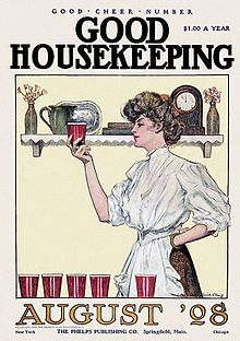 Good Housekeeping 1908