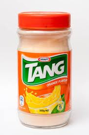 We begged begged for Tang when it first came out. Astronauts drank it! One taste - finishing of the jar was it's own form of punishment.