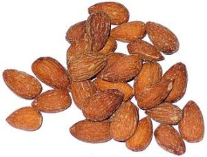 These are smoked almonds - what you have, what you like