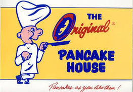 OHP stands for Original Pancake House - which open 101 years after the Gold Rush