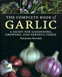 The COMPLETE Book of Garlic - on my list...