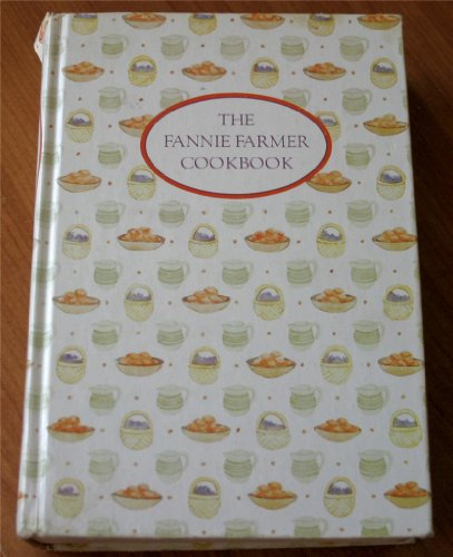 The Fannie Farmer Cookbook Anniversary