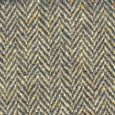 Donegal Tweed, a herringbone tweed pattern