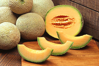 All cantaloupes are musk melons, but not all musk melons are cantaloupes