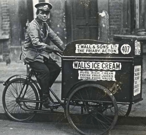 Walls and Ice Cream are also connected - long lost family????