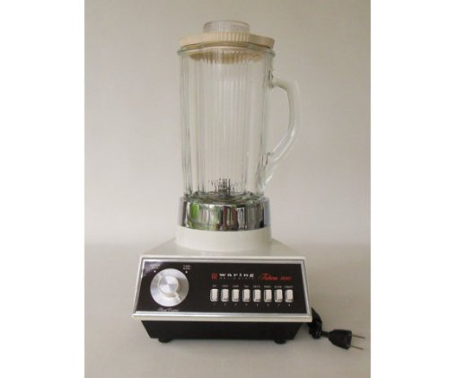 Our old friend, the Waring blender