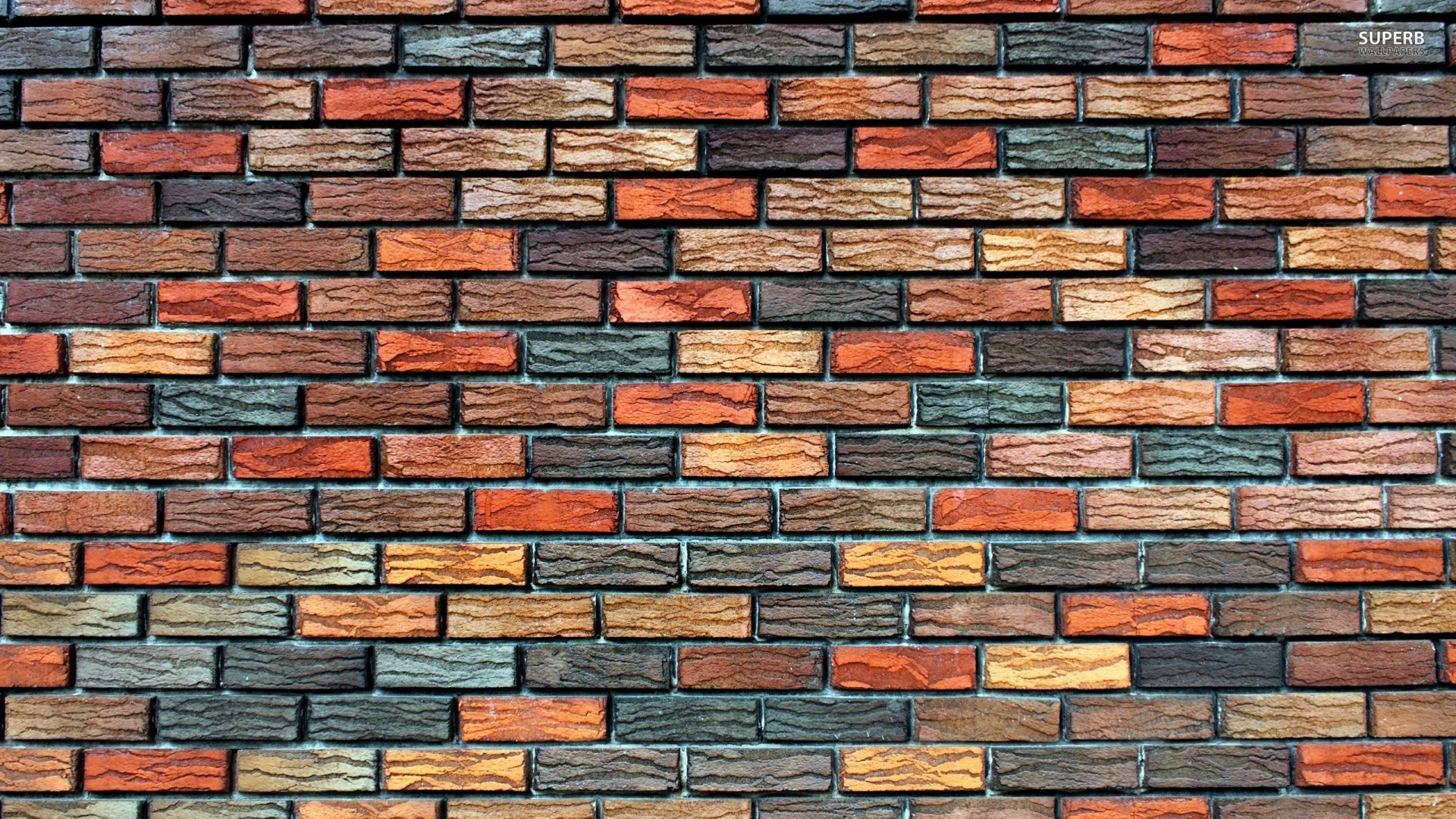 Cool Brick Wall : Wall paper foodways pilgrim