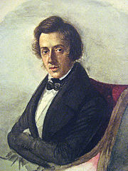 Frederick Chopin, 1835 at age 25