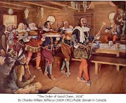 When was first thanksgiving in canada