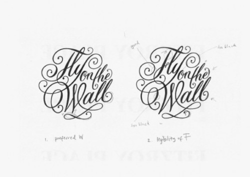 Fly-on-the-Wall-Logo-Sketches-592x418