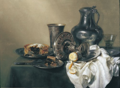 Still Life by Willem Clauszn Heda