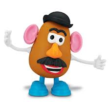 Mr potato head
