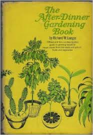 After Dinner Gardening Book