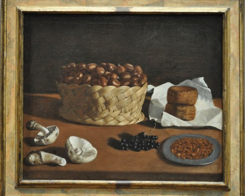 1640 Kitchen Still Life Barbieri