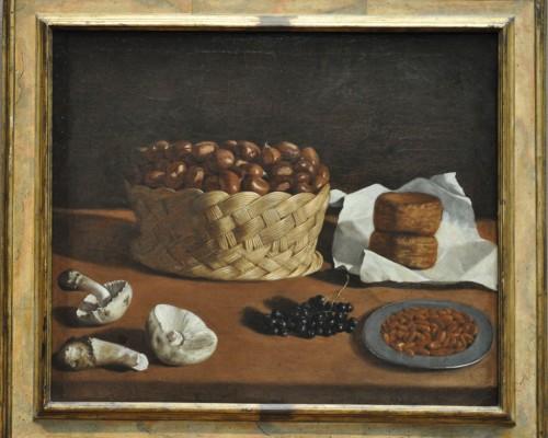 1640 Kitchen Still Life Barbieri