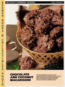 choccoconut macaroon