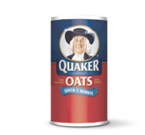 Quaker introduce Quick Oats in 1922 - even then people were looking for a quick and easy breakfast food