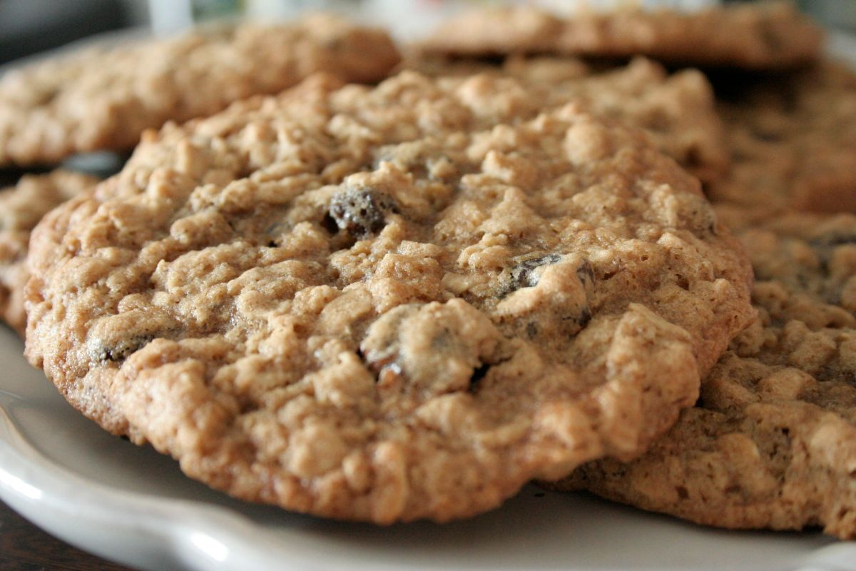 Oatmeal Raisin Cookies | Foodways Pilgrim