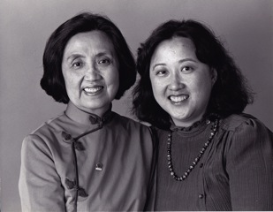 Helen and Joyce