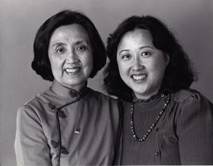 Helen and Joyce