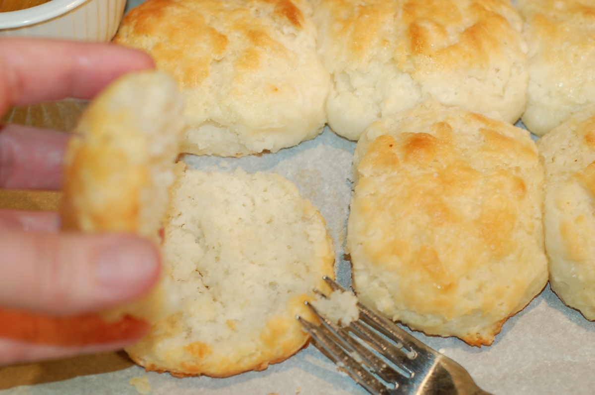 Old Fashioned Biscuit Recipe
