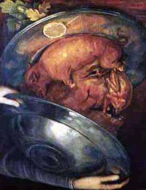 Arcimbolo - The Cook - c. 1570