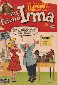Irma - my friend