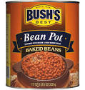 Bushes Beans are a sponsor of the US Dry Bean Convention, to be held in Boston (natch) July 18-21. I guess everyone wants to be home to celebrate National Baked Bean Day