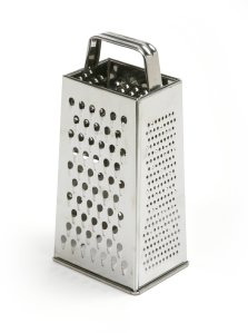 cheese grater 4 sided