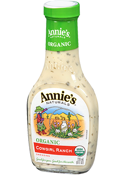 My son is a ranch Dressing lover, so this was on our table for years......