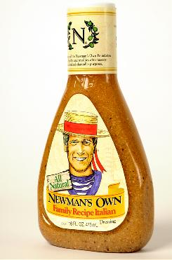Newman's Own is my current bottle of choice. Bottle are convenient to carry to work for lunch salad.