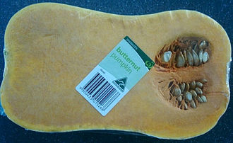 In Austraila butternut squash is called butternut pumpkin...confused yet?