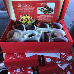 edible arrangements boxes