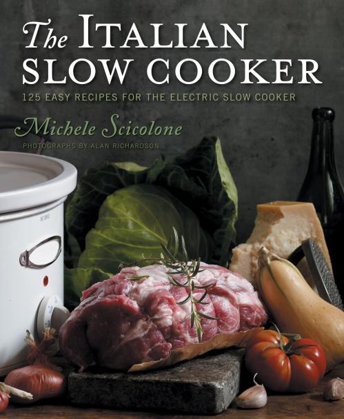 Italian slow cooker book