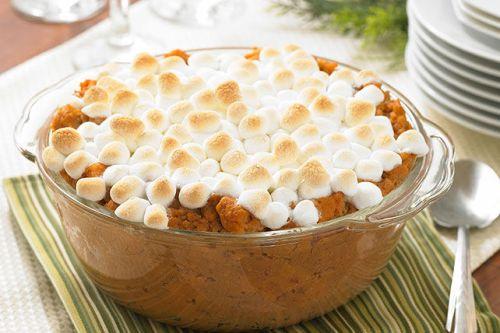 marshmallo - sweet potbake Kraft