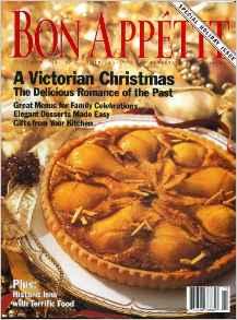 Bon Appetit Dec 1994 cover
