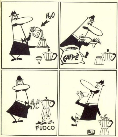 bialetti cartoon