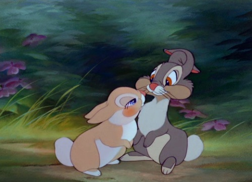 Bunny, Miss and Thumper