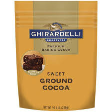Ghiradelli sweet ground cocoa
