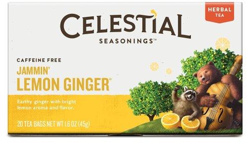 Jammin Lemon Ginger
