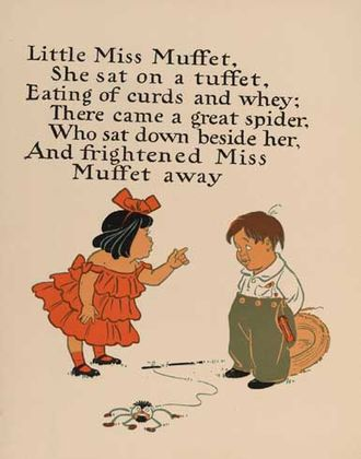 Little_Miss_Muffet_1_-_WW_Denslow_-_Project_Gutenberg_etext_18546