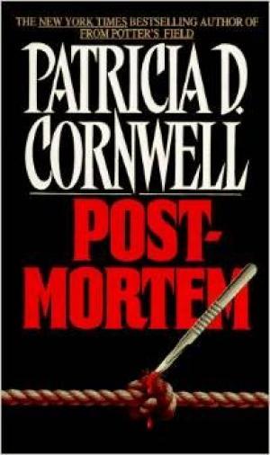 patrica cornwell Postmortem