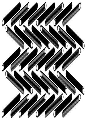 Penne_custom-Geometry of Pasta