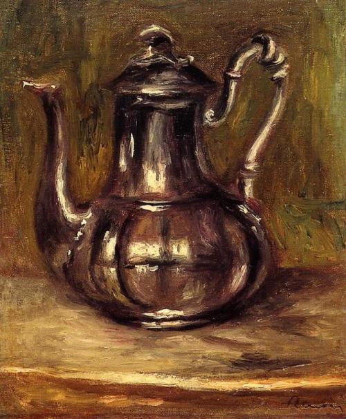 Renoir coffee-pot