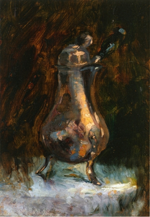 Toulousse Lautrec coffee-pot