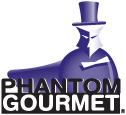 phantom gourmet log