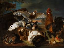 rabbits and other roosers 17th c