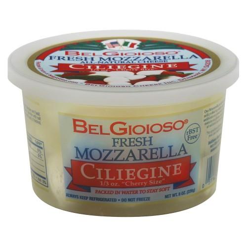mozzerella, fresh