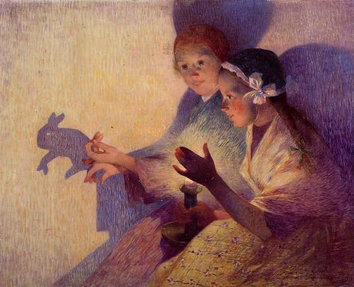 puigaudeau_ferdinand_du_-_chinese_schadows_the_rabbit